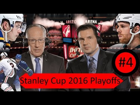 Stanley Cup 2016 Playoffs #4 - Sabres v Kings (NHL 17)