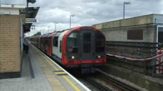 London Underground Central Line 1992 Tube Stock