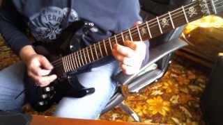 Megadeth ft. Cristina Scabbia -- A Tout Le Monde (Set Me Free) solo cover