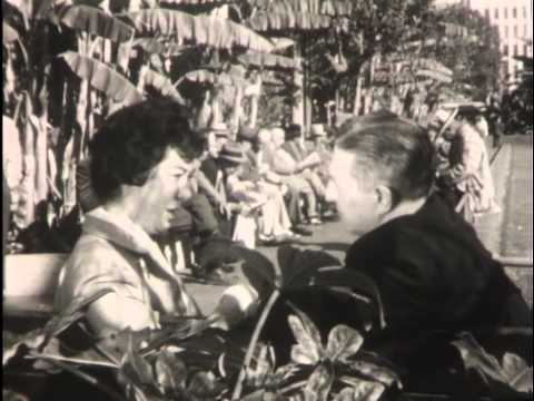 1961 CBC Video of The Consulate General of Canada - Los Angeles