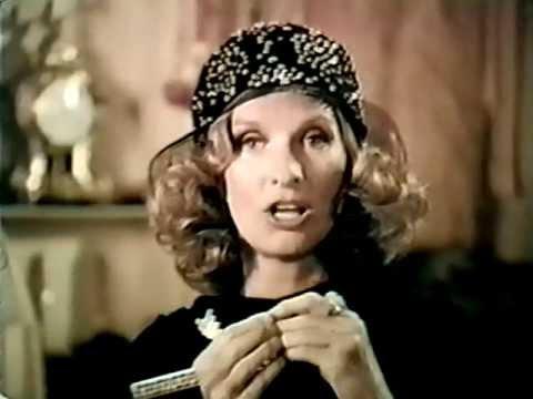CBS promo Cloris Leachman on Phyllis 1975