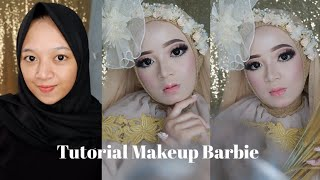 Tutorial Makeup Barbie Hitz 2019