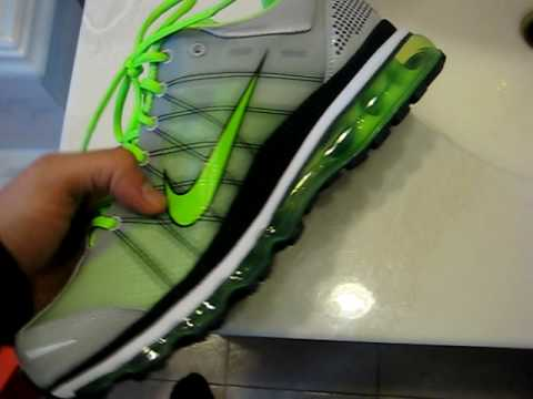 lower price with 24757 a6fea Nike Air Max + 2009 Flywire Review - YouTube