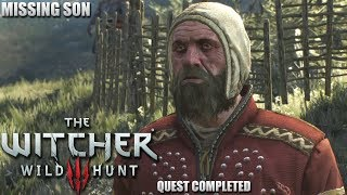 The Witcher 3: Wild Hunt - Let's Play - Missing Son