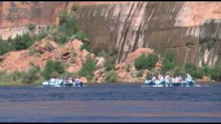 the colorado river float trip grand canyon imax promotion