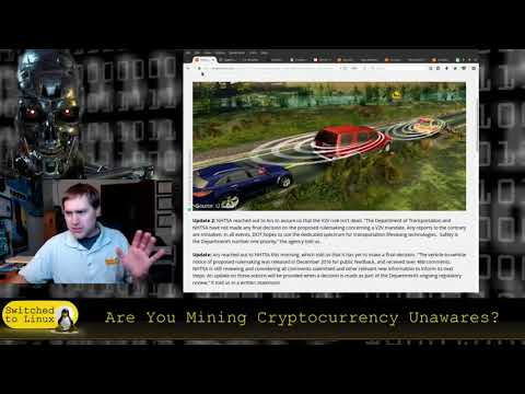 Are You Mining Cryptocurrency Unawares? - Weekly News Roundup