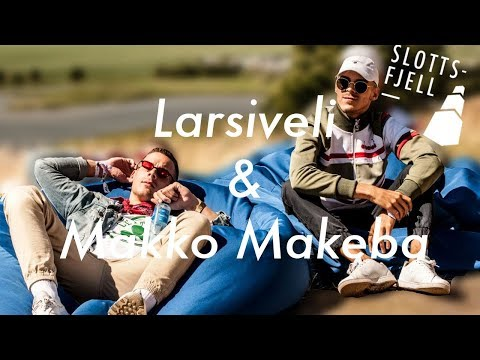 Intervju med Larsiveli og Makko Makeba