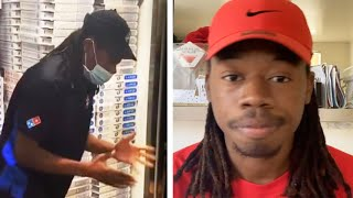 Domino's Delivery Driver Has Meltdown Over Receiving No Tip