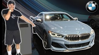 MEET THE NEW 2019 BMW M850i *INTERIOR EXTERIOR WALKAROUND 8 SERIES OVERVIEW*