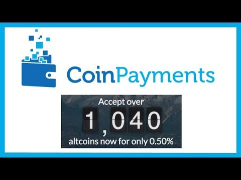 CoinPayments Crypto Payment Gateway – Accept 1000 + Coins – Interview with Sean Mackay of Operations