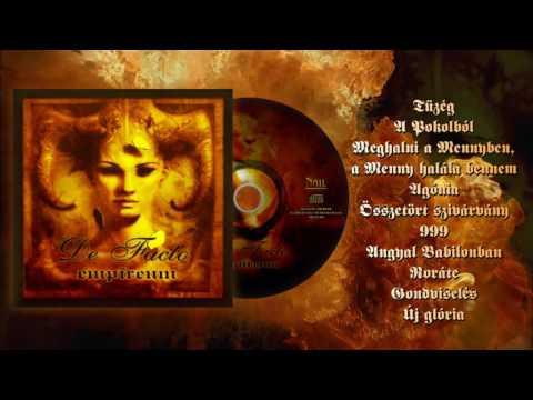 DE FACTO - Empíreum (Teljes lemez / Full album)