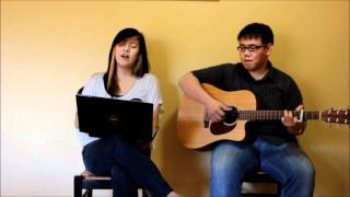 Coldplay - Fix You Acoustic Cover by Mijee Park feat. Ben Kao