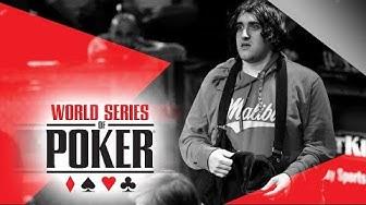 McKeehen's Sick Cooler Sinks Schwartz   WSOP Main Event: Day 7   PokerGO