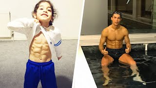 When your role model is Cristiano Ronaldo | Oh My Goal