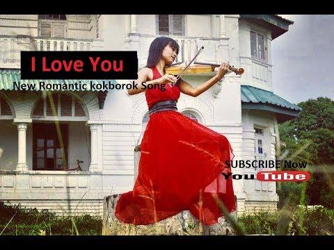 I Love You || New Romantic kokborok Song || By Manik & Parmita