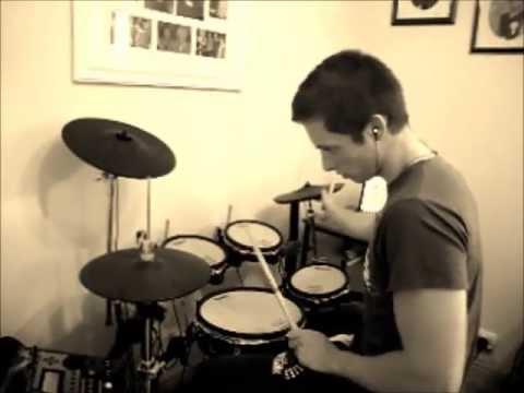 7Lions - Born 2 Run - Bob Drum Cover