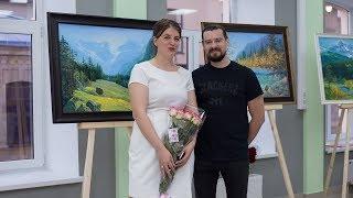 Выставка картин Екатерины Петровской в Ставрополе