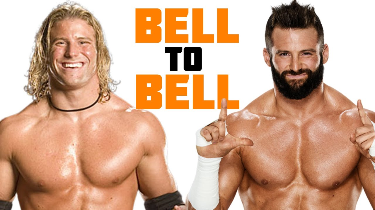 Zack Ryder's First and Last Matches in WWE - Bell to Bell