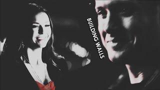 Dean + Elena | Building Walls