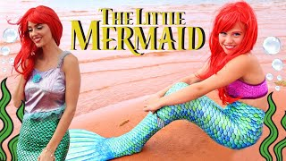 Disney Little Mermaid Ariel Part of Your World Music Video Cover
