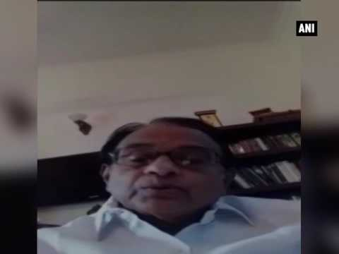 P Chidambaram attacks PM Modi as GDP dips, says Economy is going down rapidly - Tamil Nadu News