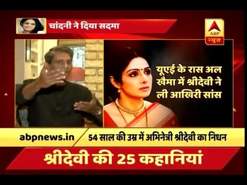 Sridevi's 'English Vinglish' coactor Adil Hussain couldn't grasp the  of her death, t