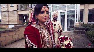 Zain & Maria - Walima | Baraat Highlights