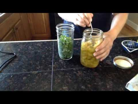 Herbed Olive Oil, Asian-Style Meatballs, and Toxic Load {Previous Facebook Live}