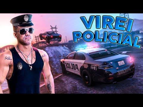 VIREI POLICIA  FBI  GTA RP Ep5