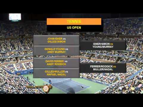 US Open 2011, Venus' Sjogren Syndrome, Balotelli's iPad