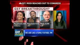 GST Tea Party: Top Political Voices Speak To CNBC-TV18