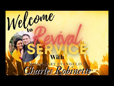Sunday 09.19.21 | Rev. Charles Robinette