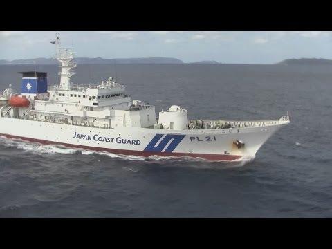 【拡散動画】尖閣周辺で中国公船と渡り合う海保巡視船 海上保安庁が業務紹介の動画を報道機関に提供(産経)