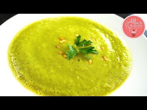 Суп с брокколи и курицей - рецепт с пошаговыми фото