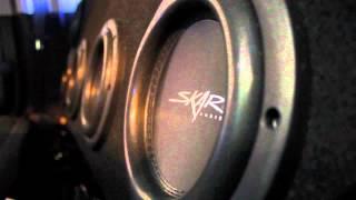 6 Skar Audio 8 Inch VVXv3 Subs in a 2014 Dodge Megacab!