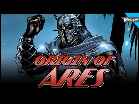 Origin Of Ares God Of War!