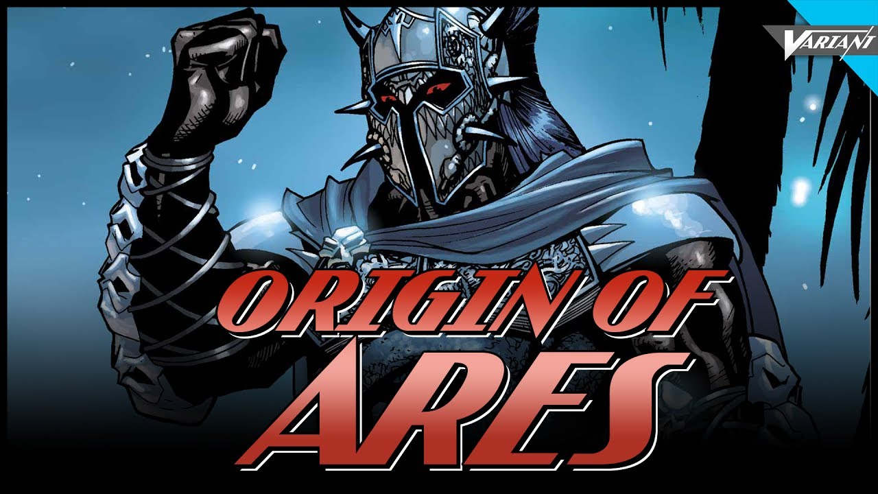 Origin Of Ares God Of War Youtube