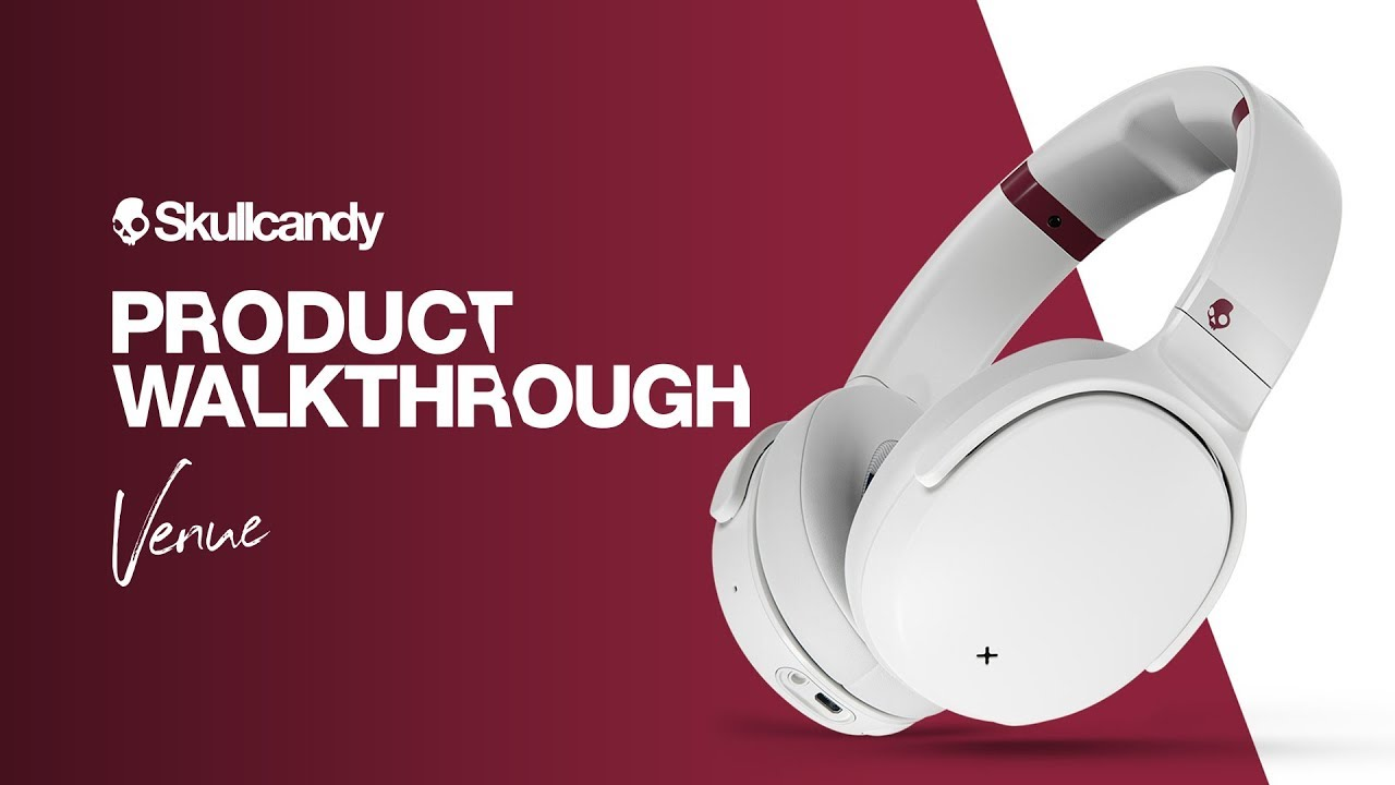 ccac8fa6d80 Skullcandy Announces Venue Noise-Cancelling Headphones With Tile Support