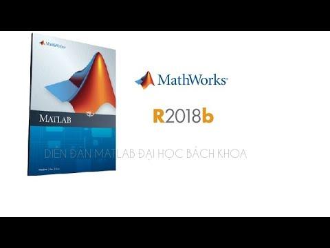 Hướng dẫn cài đặt chi tiết Matlab R2018b + Full CRACK