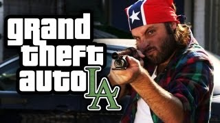 GRAND THEFT AUTO: LOS ANGELES (GTA V Parody)