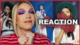 LATVIA - Carousel - That Night - LIVE | Eurovision 2019 Reaction