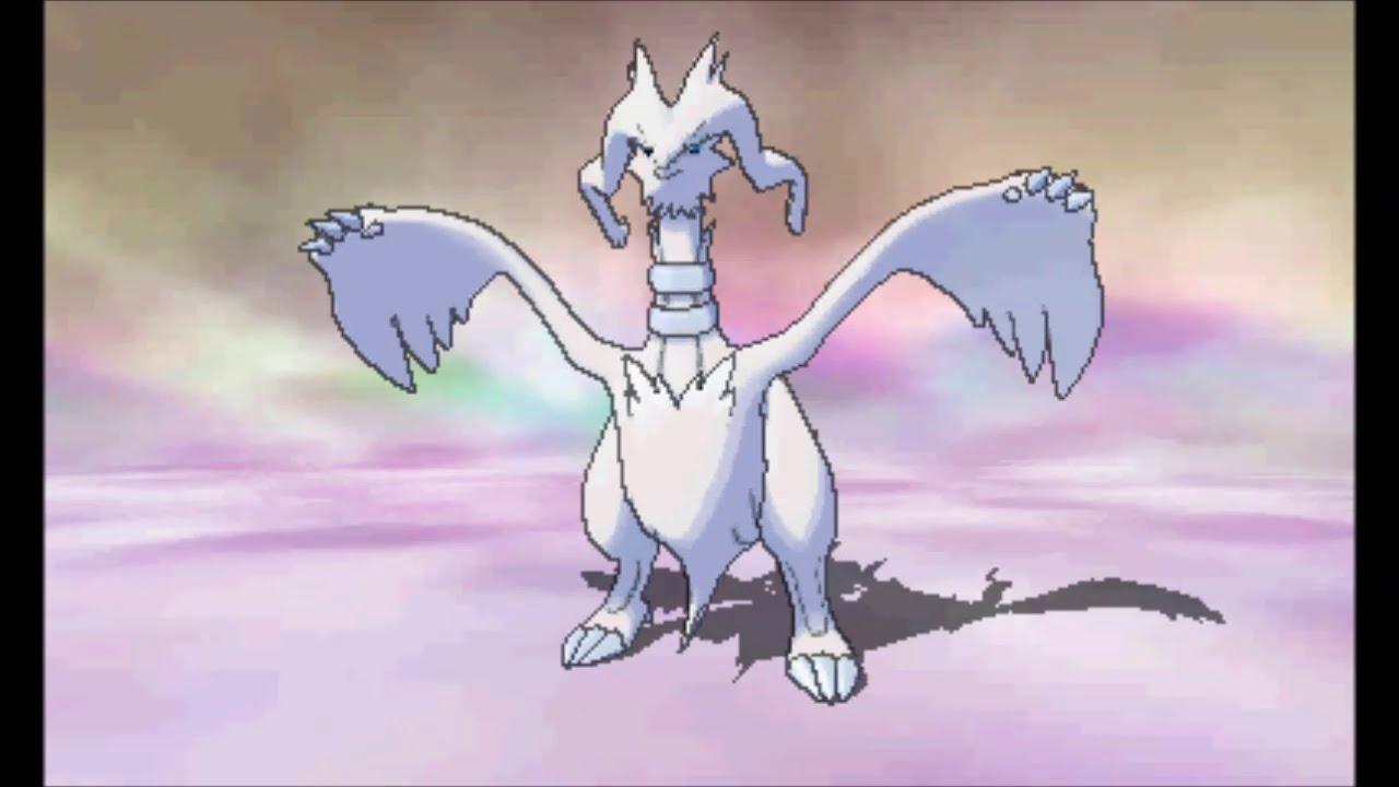 Pokemon Omega Ruby Alpha Sapphire Catching Reshiram
