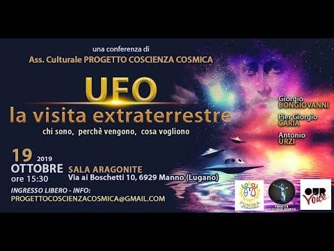 2019.10.19 - Ufo La Visita Extraterrestre - Lugano