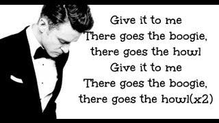 Justin Timberlake - True Blood - ( The 20/20 Experience 2 of 2 ) Lyrics on Screen