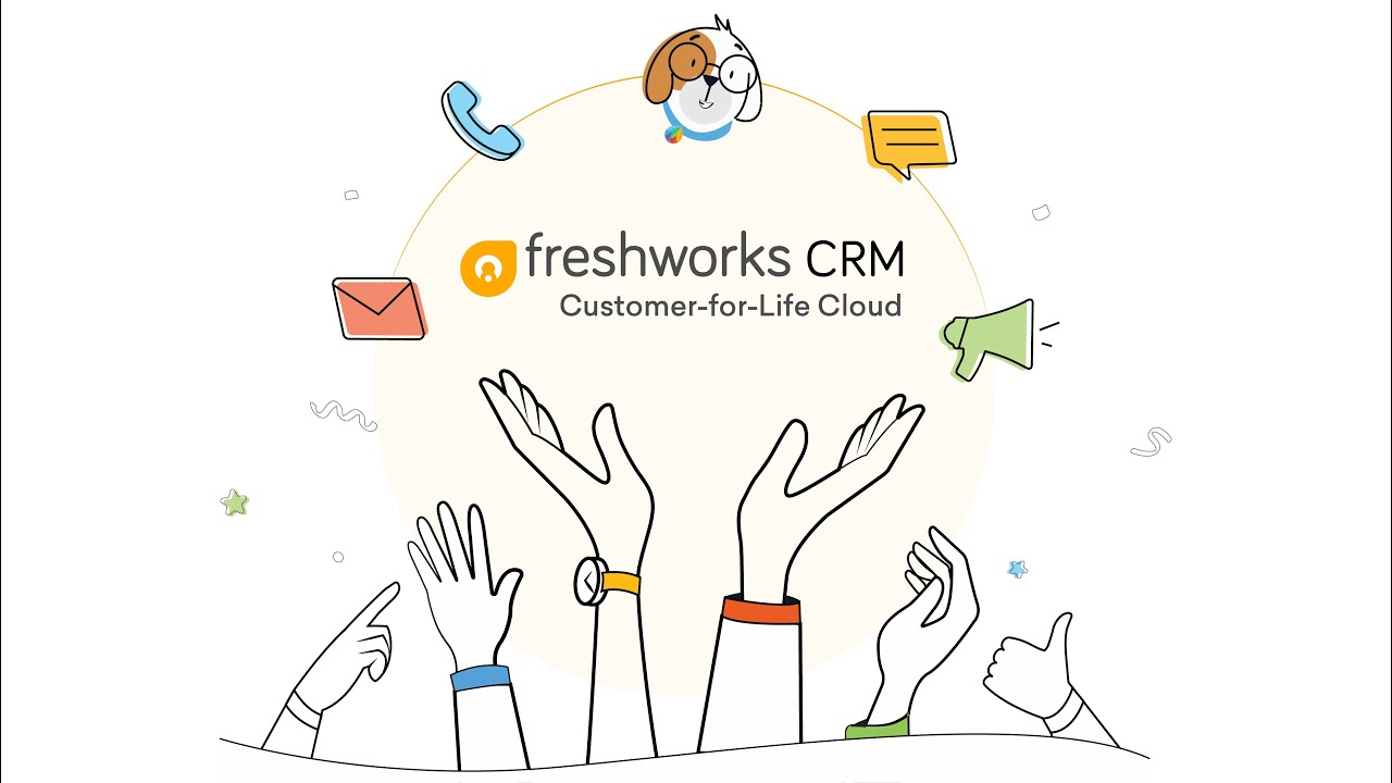 Freshworks CRM Customer for Life Cloud