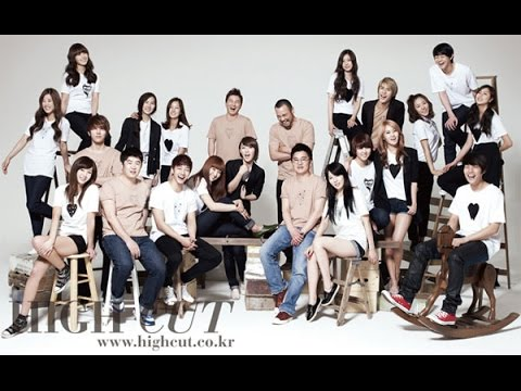 KPOP Evolution (Cube Entertainment Artists Evolution) - Until 2016