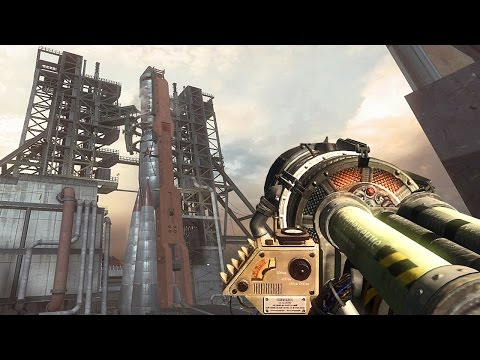 ASCENSION DAY TIME MOD - ALMOST LIKE DLC5? Call of Duty Black Ops 1 Zombies Gameplay