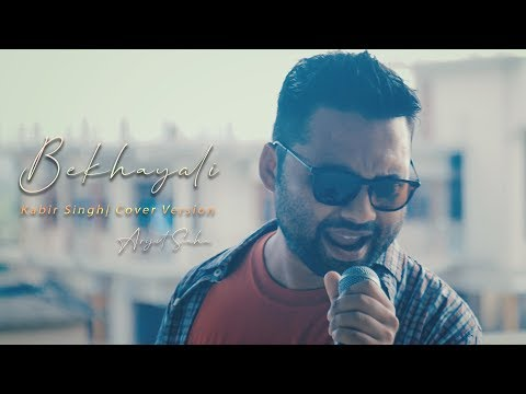 bekhayali-|-kabir-singh-|-cover-version-|-rock-revisited-|-arijit-saha