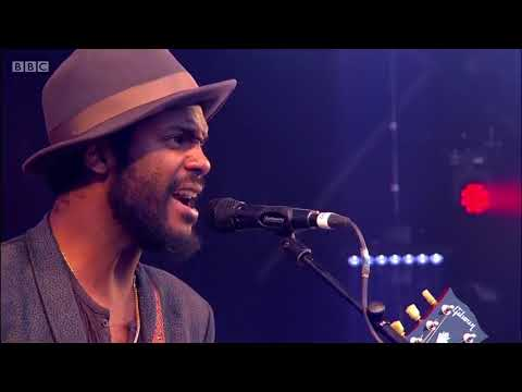 Gary Clark, Jr     at Glastonbury 2016