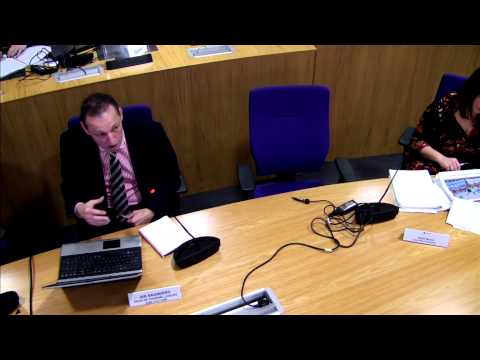 Economy and Development Select Committee - 5th March 2015